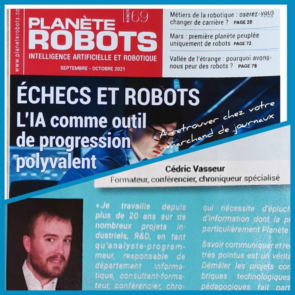 Planète Robot n°69