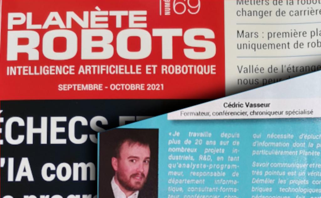 Planète Robots n° 69